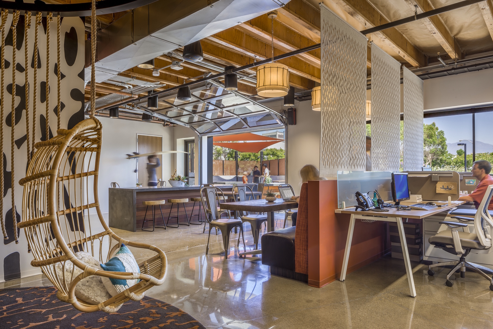 Cool Spaces – The Creative Work Environment