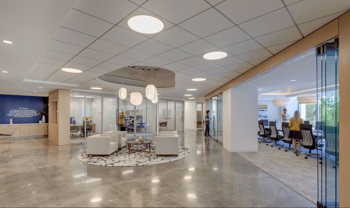 Architects, Contractors Reveal Newest Trends – Office Trends Lean Toward Cool Over Traditional