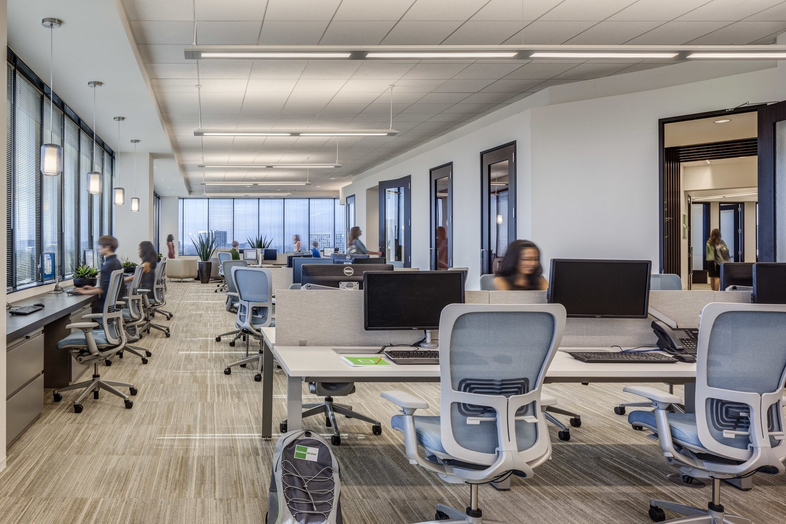 Rethinking Open Offices: Design Strategies for the Future Open Office 2.0