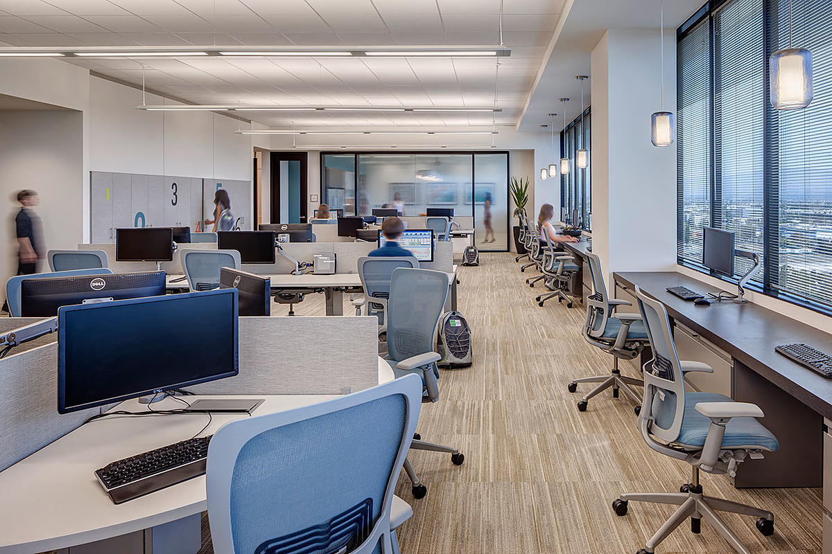 Creating an Engaging Office: How Office Space Can Empower Employees and Achieve Business Goals