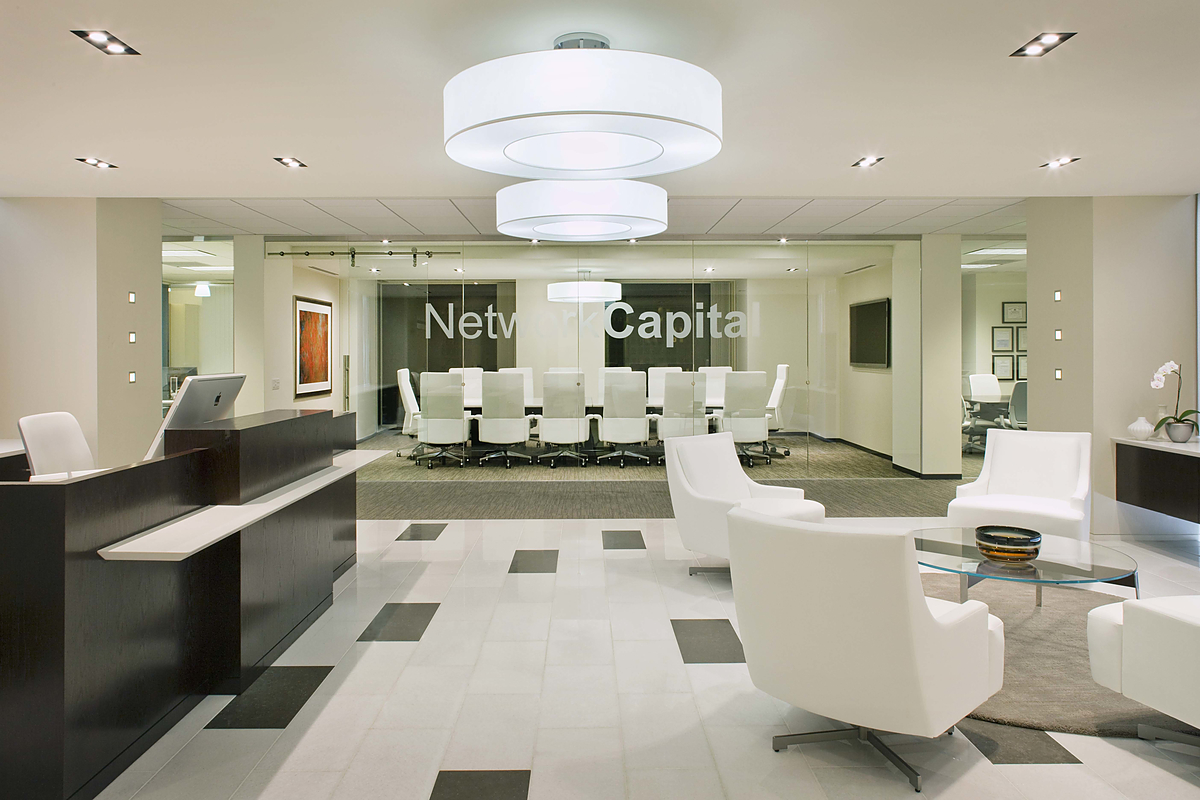 H. Hendy Associates Redesigns Expansion of Network Capital's Corporate Headquarters