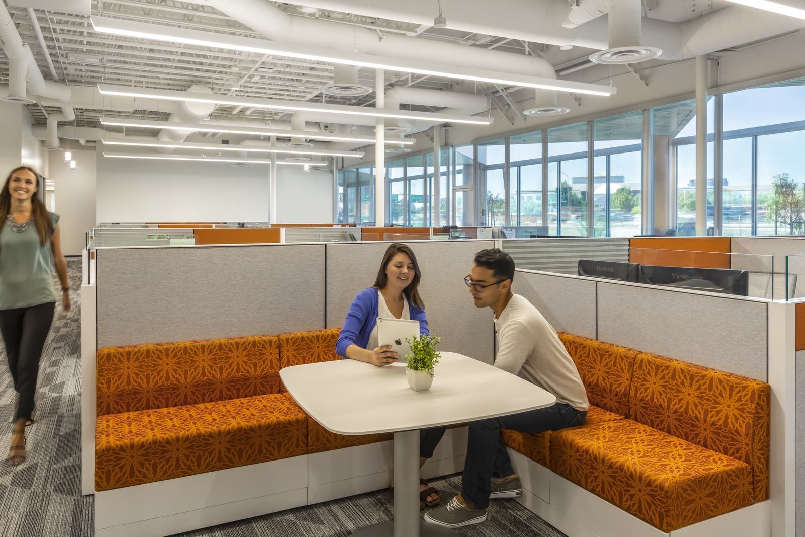 Data-Driven Design: Leveraging Occupancy Evaluations to Inform and Create Effective Workspaces