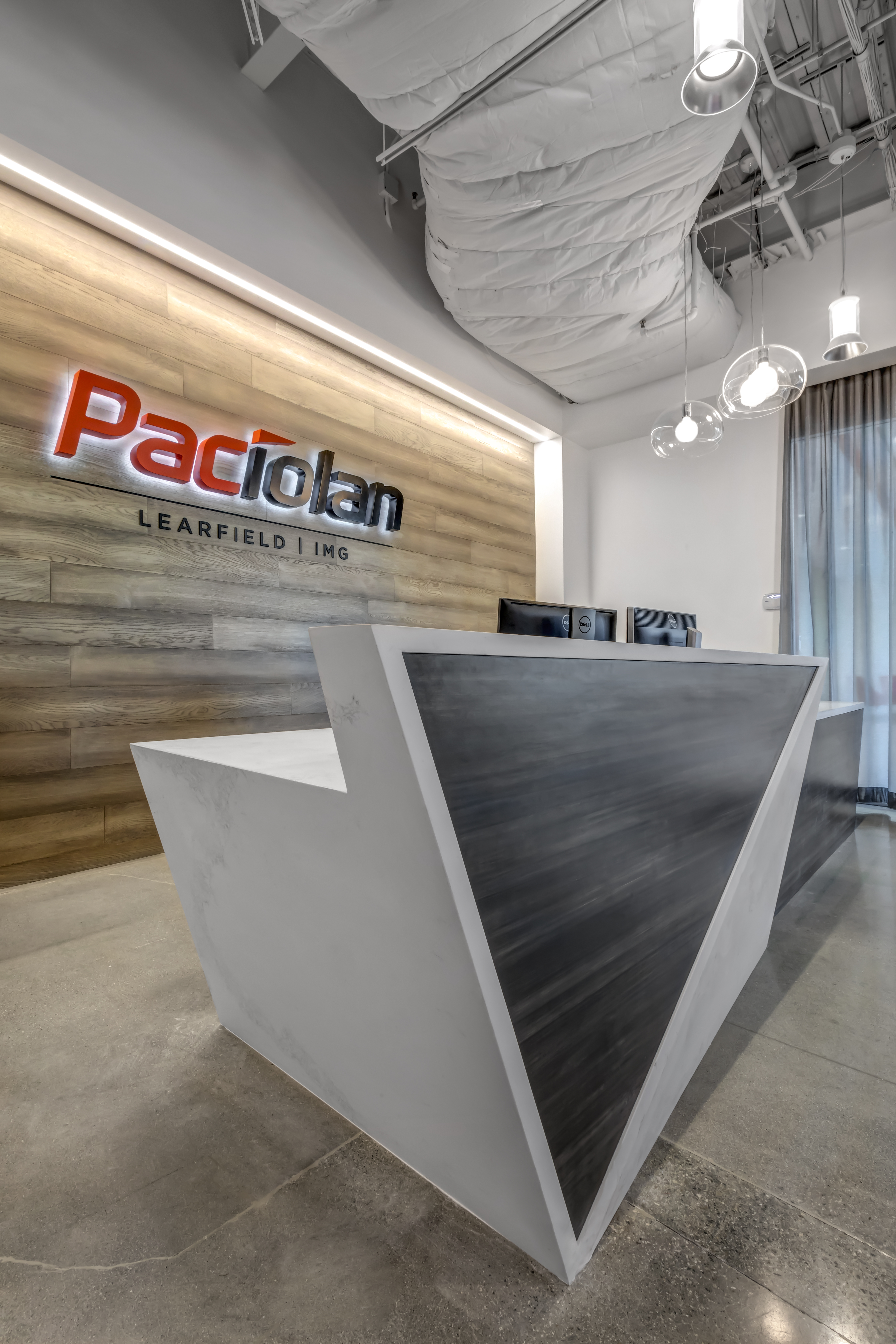 H. Hendy Associates Completes New Corporate Office for Leading Sports & Entertainment Solution Provider, Paciolan