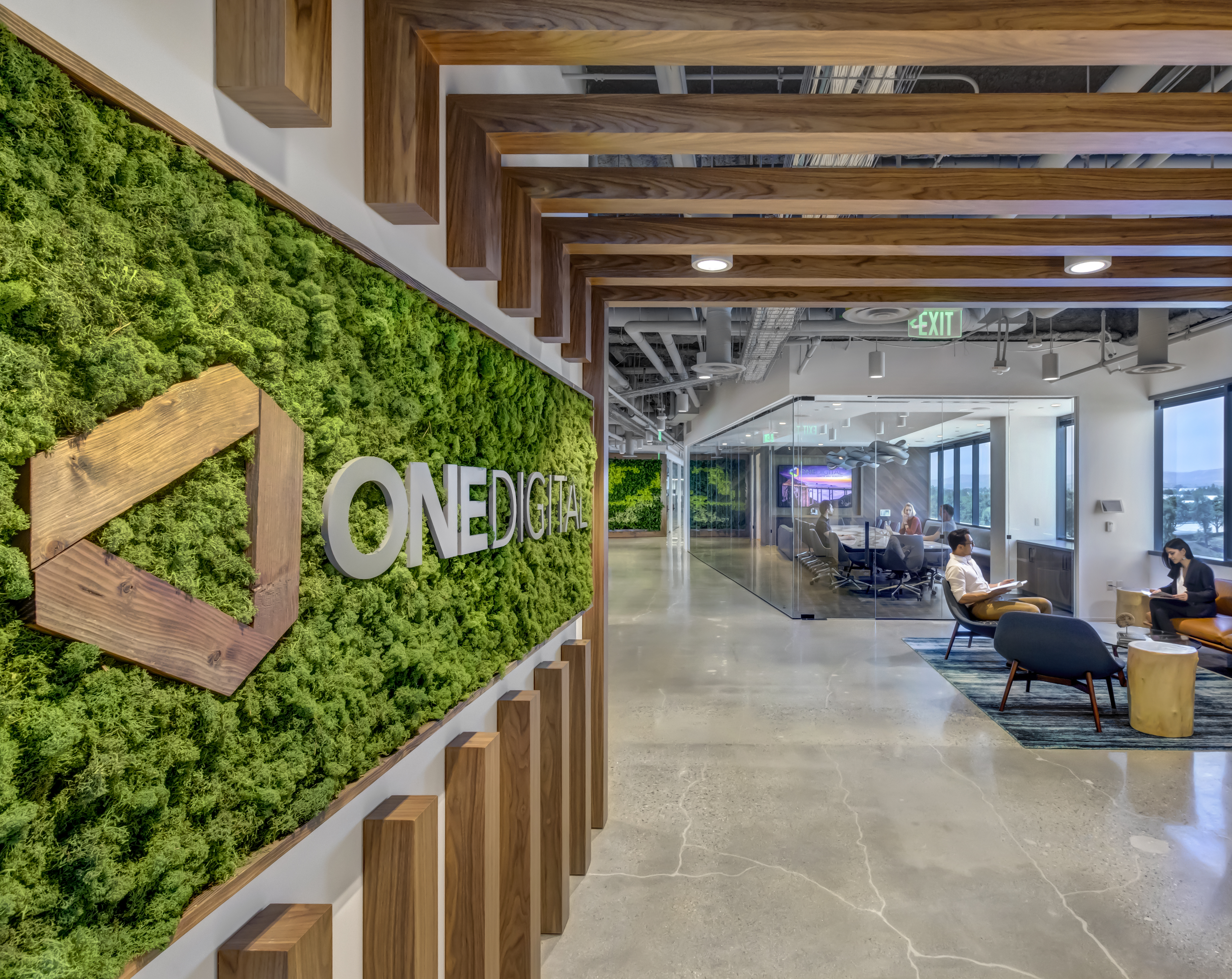 H. Hendy Gives One Digital A Space Designed To Foster Wellness And Collaboration